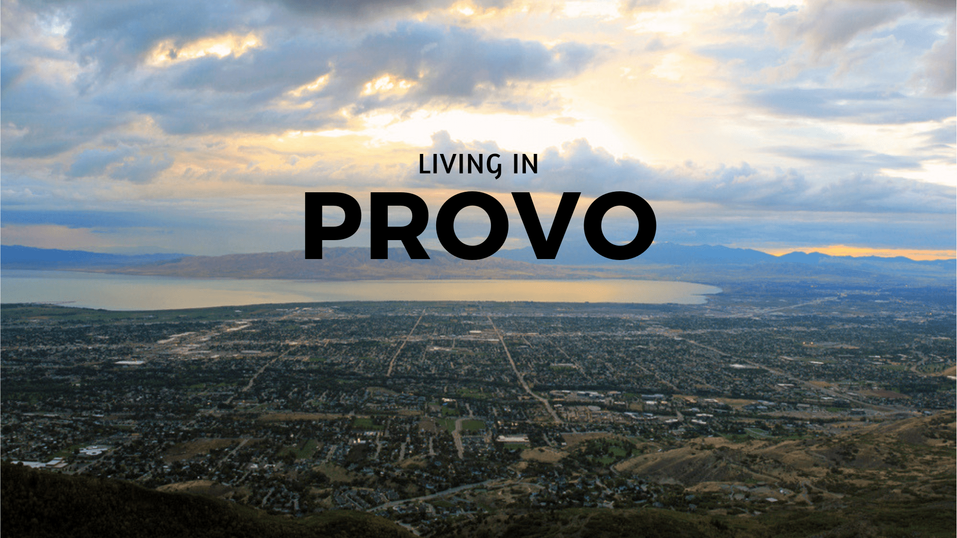 living in Provo