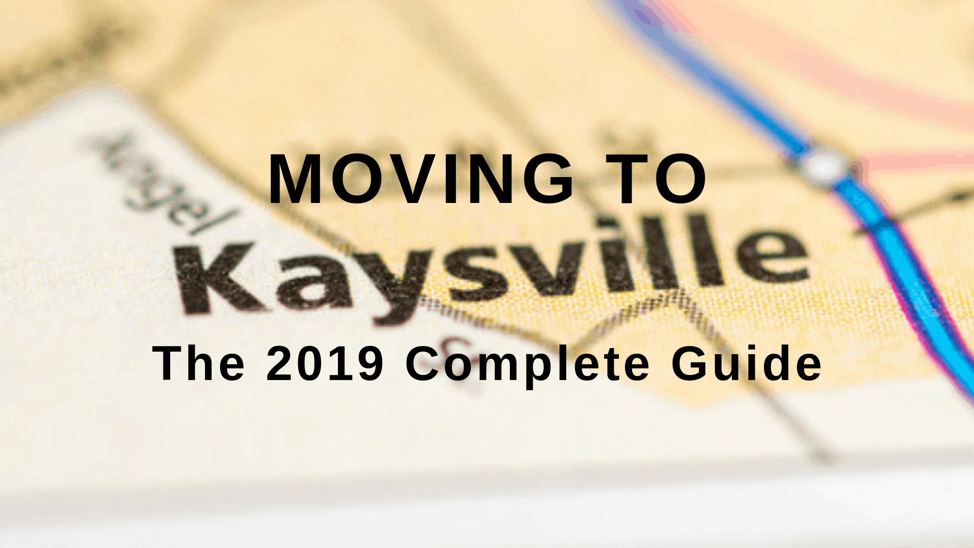 Moving to Kaysville