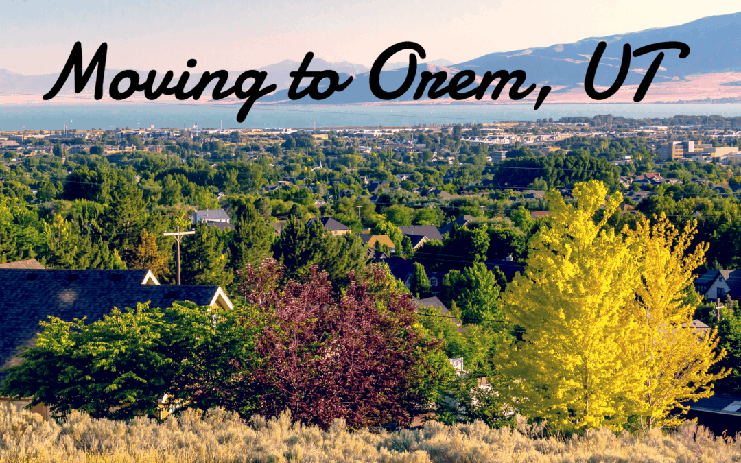 Living in Orem, UT (2019) | What is it Like to Move to Orem?