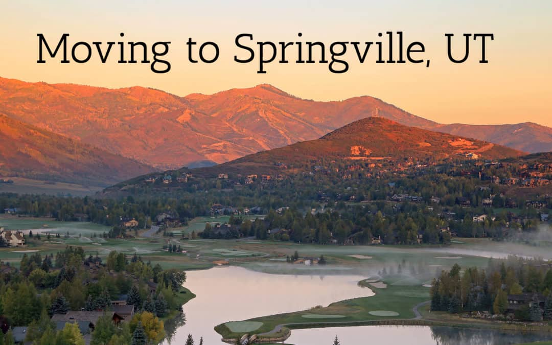 Springville, UT | The (2019) Ultimate Living In & Moving To Guide