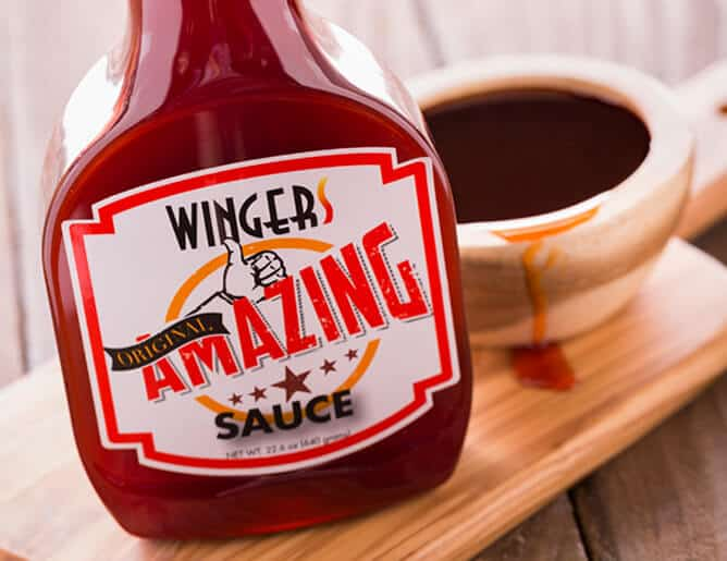 Wingers Amazing Sauce